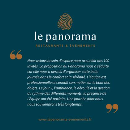Témoignage Le Panorama Évènement V2